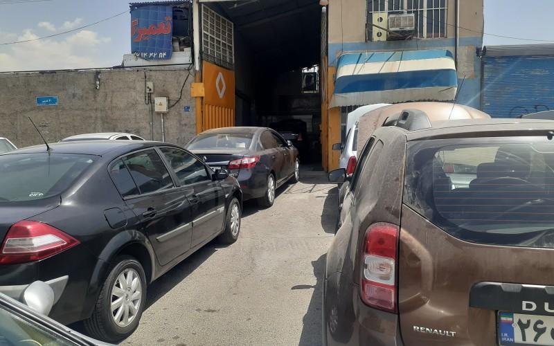 تعمیر رنو داستر/مکانیک رنو داستر/تعمیرکار داستر در تهران