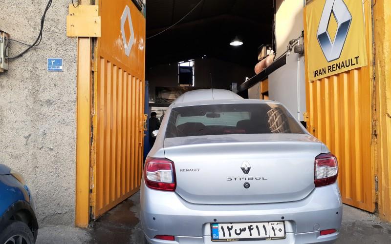 تعمیر گیربکس رنو سیمبل فوق تخصصی در تهران