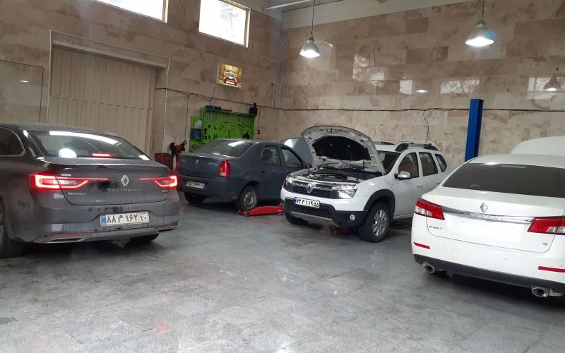 تعمیرگاه تالیسمان/مرکز تعمیرات تخصصی رنو تلیسمان/تهرانپارس