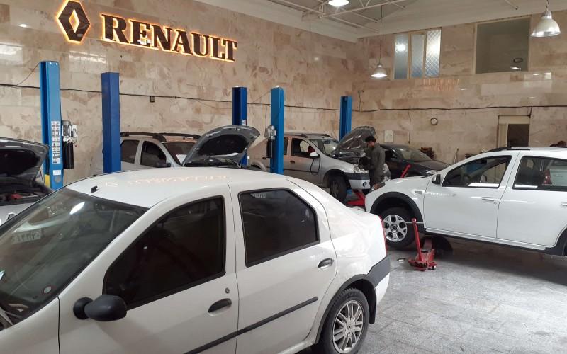 تعمیرگاه تخصصی ال 90 در تهران
