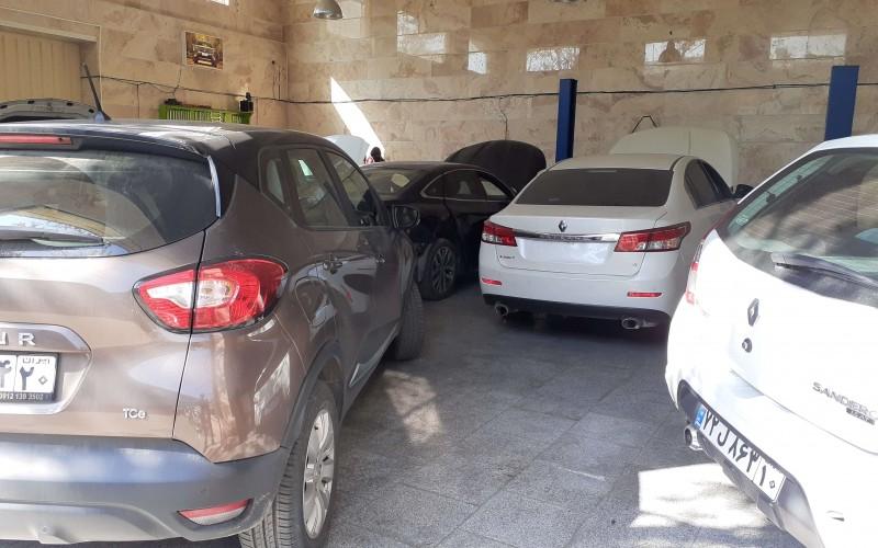 تعمیرگاه تخصصی رنو استپ وی در شرق تهران