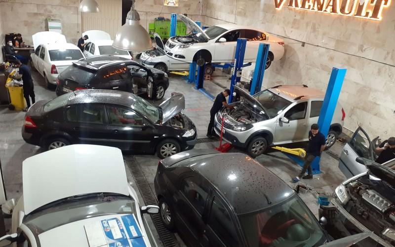 تعمیرات تخصصی رنو داستر در تهران /تعمیرگاه رنو داستر
