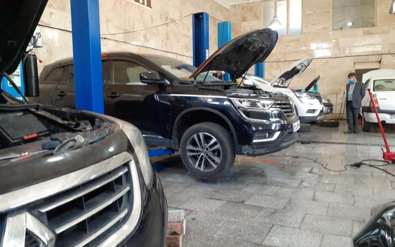 تعمیرگاه تخصصی رنو کولیوس با کادری حرفه ای در تهران